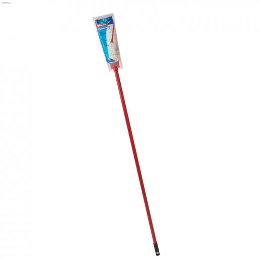 Classic 8 oz Cotton Head Red Handle Mop