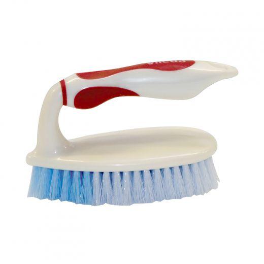All Purpose Scrub Brush With Handle