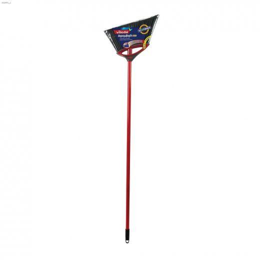 "Super Angle Pro 48\"" Handle Plastic Bristle Broom"