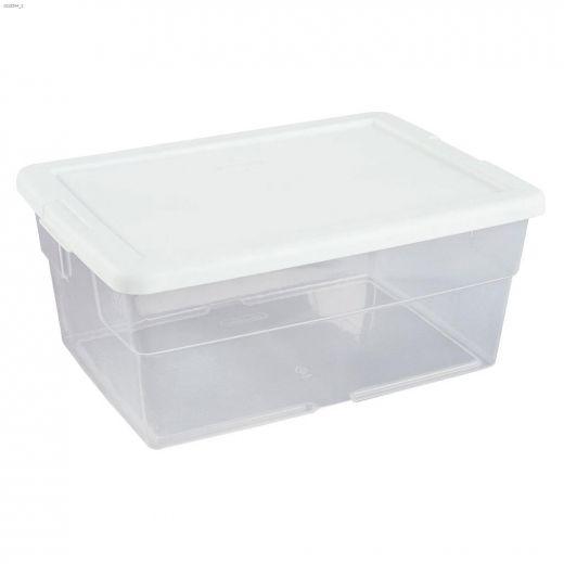 15 L Clear Omni Storage Box