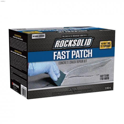 RockSolid\u00ae Fast Patch\u2122 Flat Gray Fast Patch