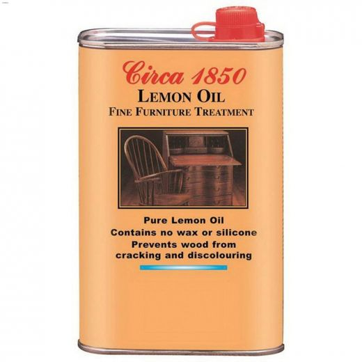 Circa 1850 500 mL Lemon Oil Furniture Treatment