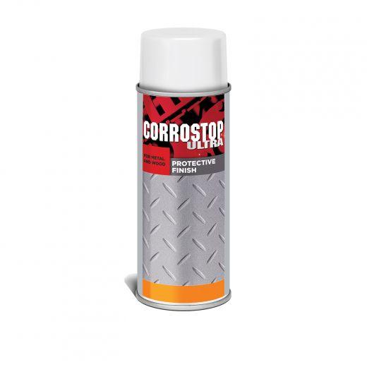 Corrostop Ultra Flat Black High Temperature Enamel Paint