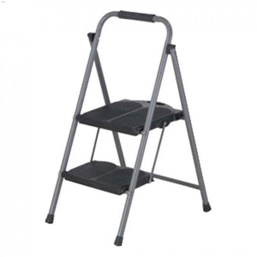 Steel Folding 2-Step Ladder