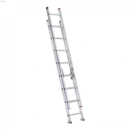 16' Aluminum Type 3 Household Extension Ladder