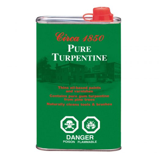 Bio-Option™ 946 mL Pure Turpentine Thinner & Cleaner