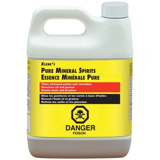 946 mL Mineral Spirit Paint Thinner & Cleaner