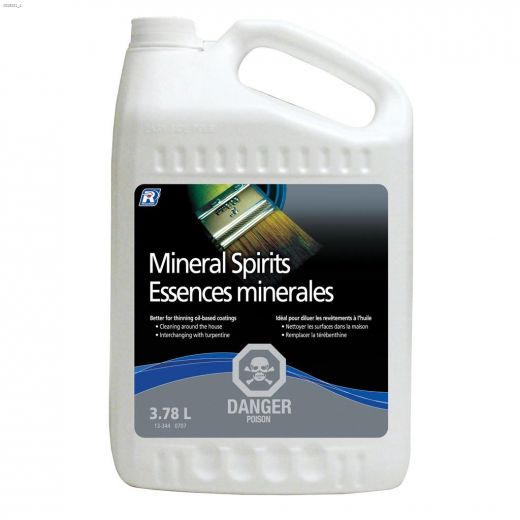 3.78 L Mineral Spirit Paint Thinner & Cleaner