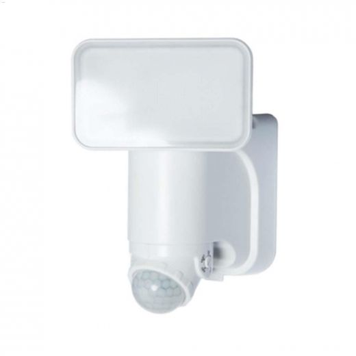 180 Degree White Single Head Motion-Activated Security Light