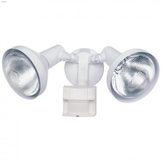 180 Degree 300 Watt White Motion-Activated Security Light
