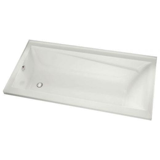 New Town 6032 White End Rectangular Bath Tub