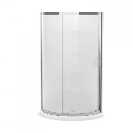 Cyrene Mistelite Corner Shower Kit