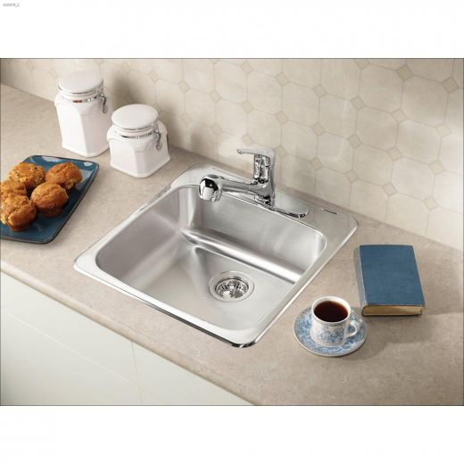 Horizon Single Bowl Kitchen Sink