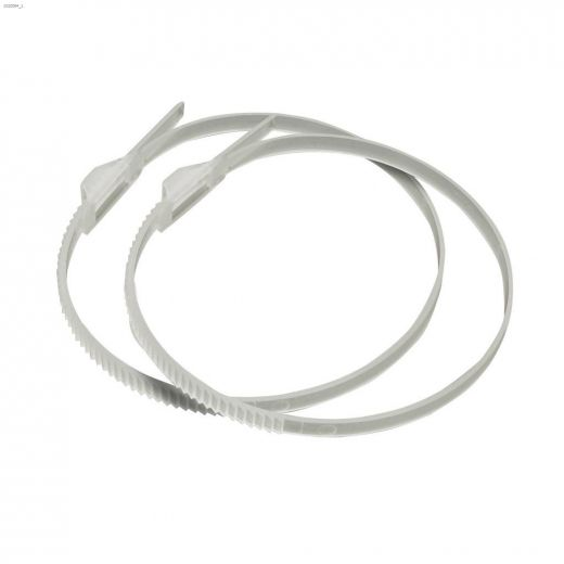 """3 - 4\"""" Adjustable Duct Clamp-2\/Pack"""