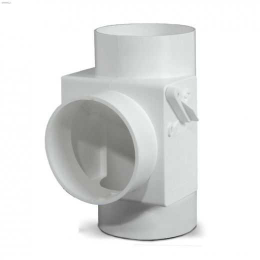 """4\"""" Dryer Heat Saver With Filter"""