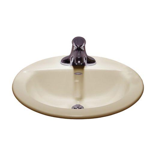 """21"""" x 8-1/2"""" x 19-1/4"""" Countertop Sink"""