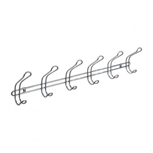 Classico Wall 6 Hook Rack