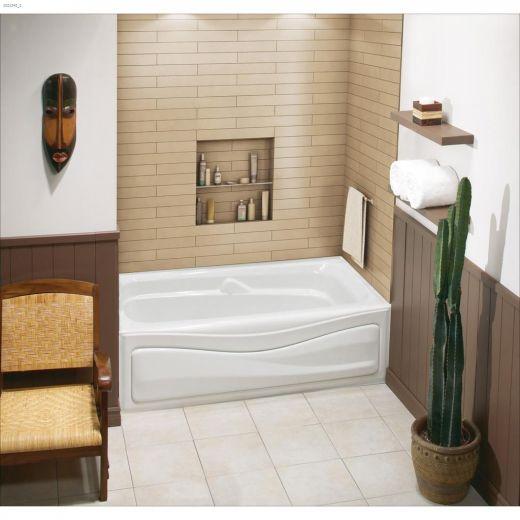 Corinthia\u2122 II 6030 Rectangular Bath Tub