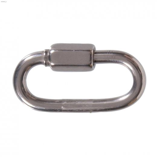 """1\/8\"""" Stainless Steel Quick Link"""