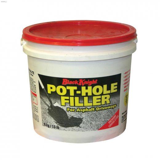 6 kg Pail Black Knight\u00ae Airport Grade\u2122 Pot-Hole Filler