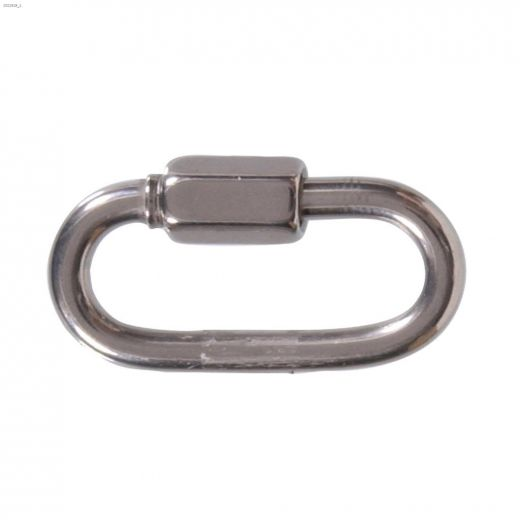 """3\/8\"""" Stainless Steel Quick Link"""