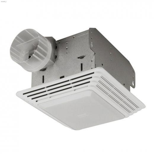 70 CFM 2.0 Sones Bathroom\/Ventilation Fan