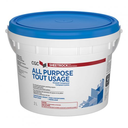 2 L Sheetrock All Purpose Drywall Compound