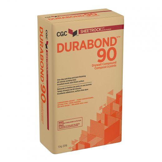 15 kg Bag Durabond 90 min. Setting Joint Drywall Compound