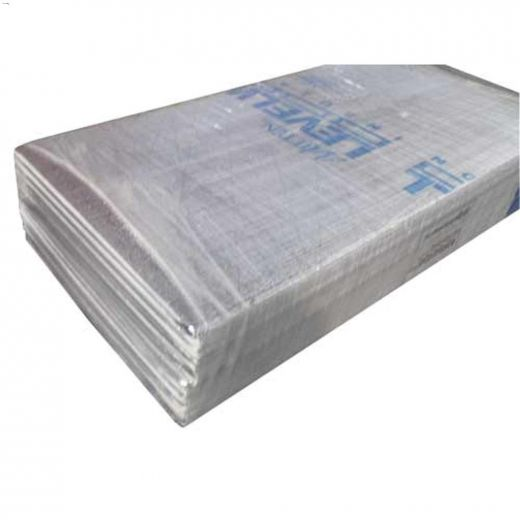 """3\/4\"""" Polystyrene Foam Core Faced Levelwall Siding Insulation"""