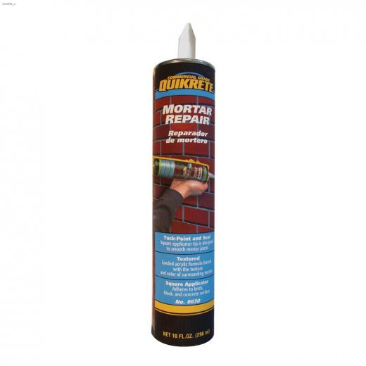 Mortar Repair 10 oz Cartridge Caulk