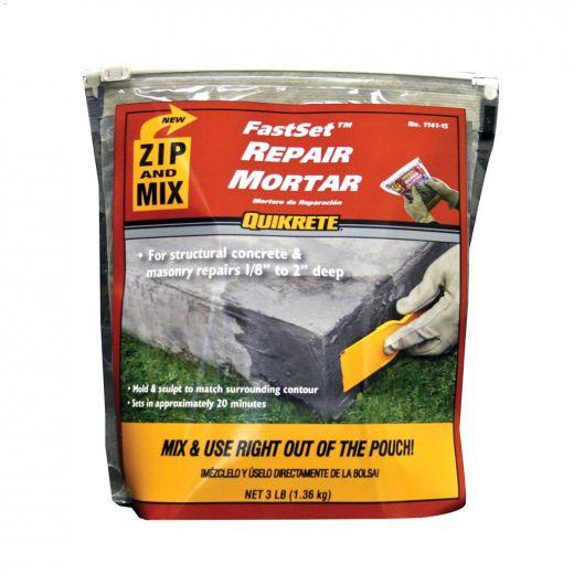 3 lb Zip & Mix Repair Mortar