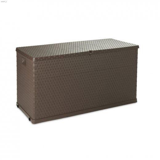420 L Multibox Rattan Deck Box