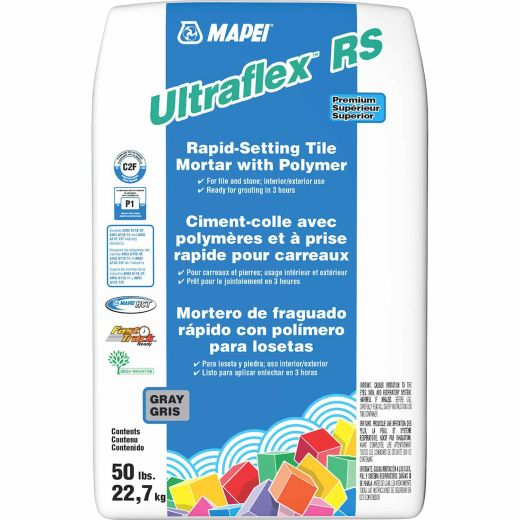 Ultraflex RS 22.7 kg Rapid-Setting Tile Mortar With Polymer
