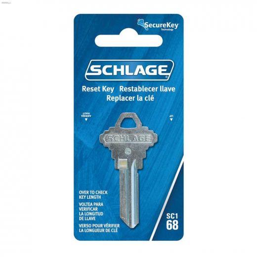 Schlage 68\/SC1 Secure Key Blank