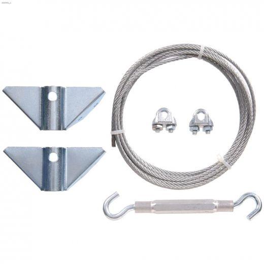 Zinc Plated Gate Anti-Sag Kit