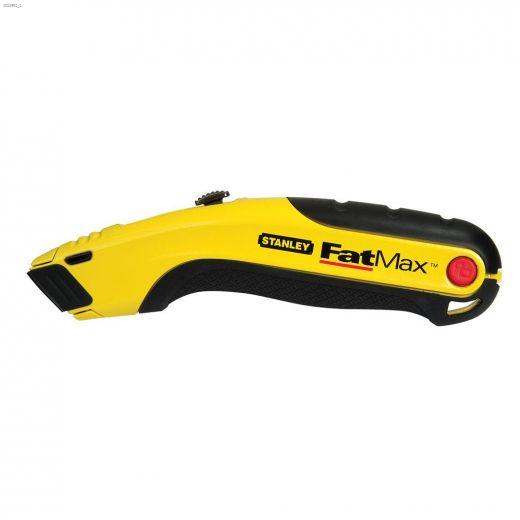 "Fatmax\u00ae 6-5\/8\"" Yellow\/Black Utility Knife"