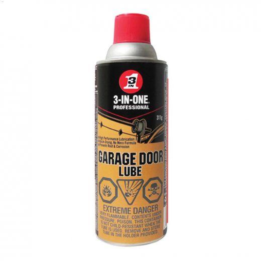 3-In-1 311 g Aerosol Can Garage Door Lube