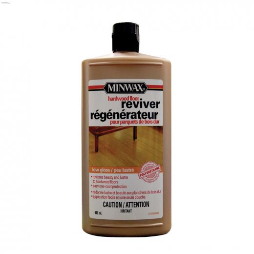 946 mL Low Gloss Clear Floor Reviver