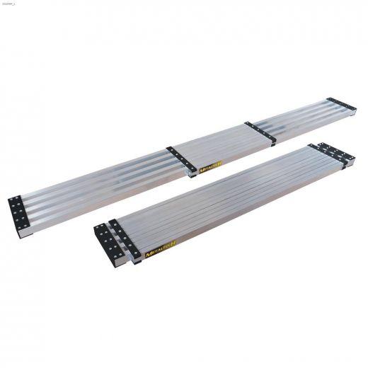 13' Telescoping Work Plank