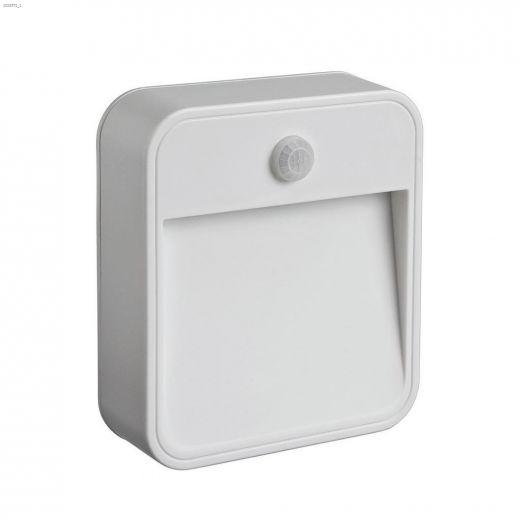 20 Lumens White Wireless Motion Sensor LED Stick Light