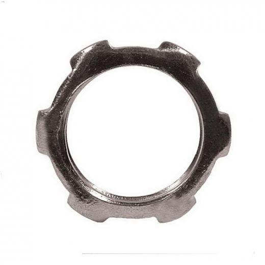 "3\/4\"" Steel Rigid Locknut-5\/Pack"