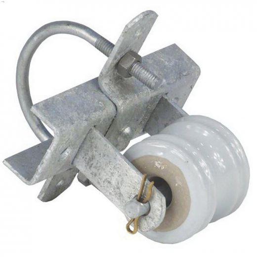 100 A Zinc Alloy Light Duty Spool Rack