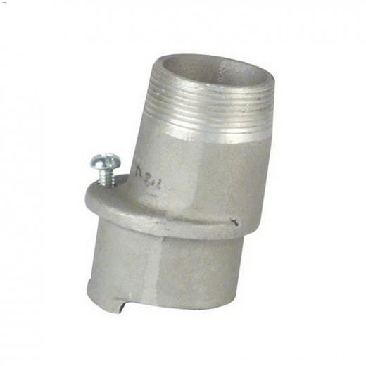 "2"" Zinc Cast Aluminum Male Reducer"