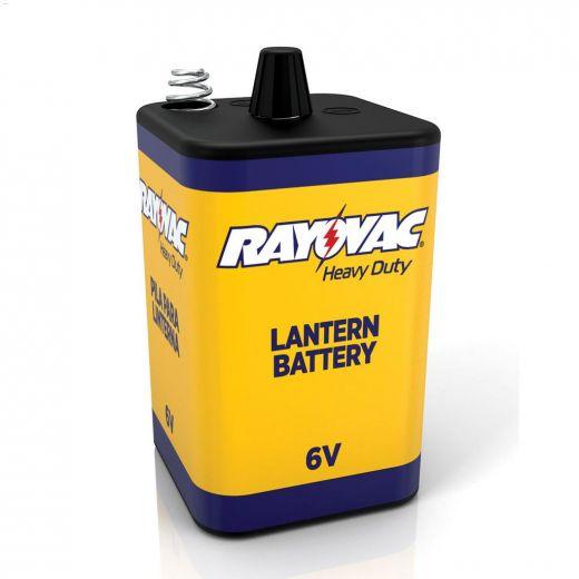 Rayovac 6V Zinc Carbon Battery