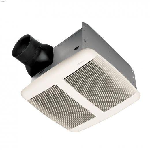 90 CFM 1.0 Sones Bathroom\/Ventilation Fan