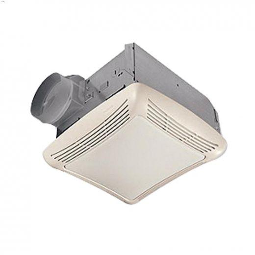 50 CFM 2.5 Sones Bath & Ventilation Fan