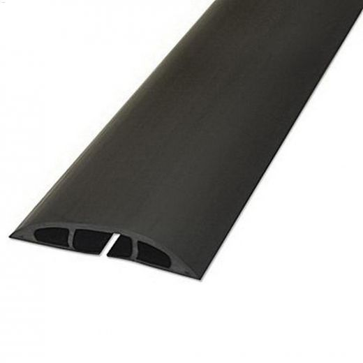 Black 6' Floor Cord Cover