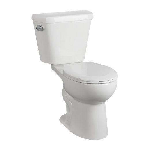 Portland White 1.01 gpf Super Water Saving 2-Piece Toilet