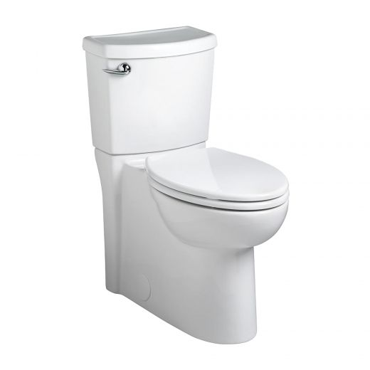 Ravenna White 1.28 gpf Elongated Front 2-Piece Toilet