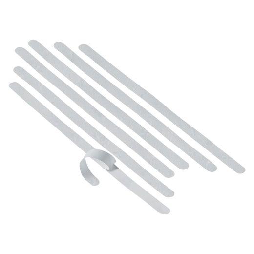 Glacier White PVC Safety Tread Strip